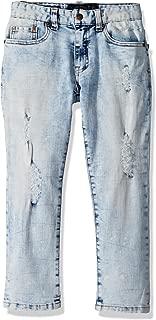 Boys' 5-Pocket Classic Fit Straight Leg Denim Jean