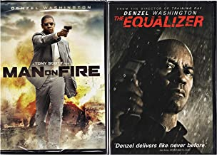McCall will help Denzel Washington Equalizer 2 Pack + Man on Fire Double Feature DVD Movie Set