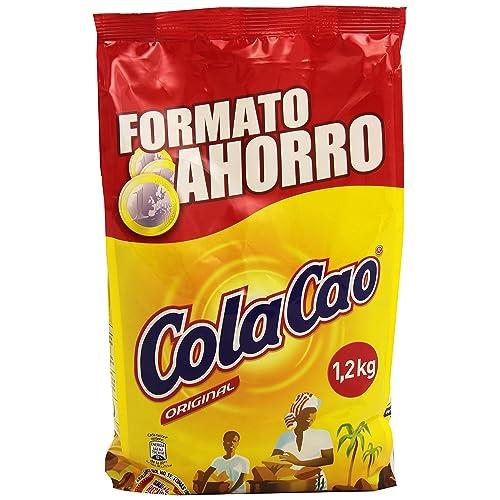 Cola Cao Ecobolsa de Cacao - 1200 g