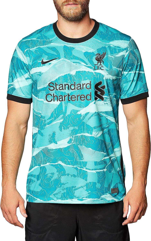 Liverpool FC Away Men's Stadium Soccer Jersey- 2020/21