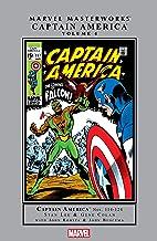 Captain America Masterworks Vol. 4 (Captain America (1968-1996))