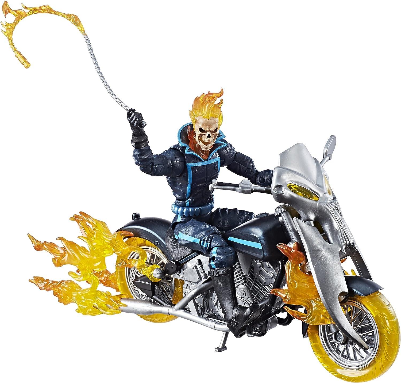 centro comercial de moda Marvel Legends Legends Legends 6  Ghost Rider and Motorcycle Set  oferta de tienda