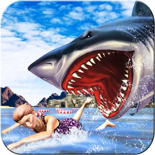 Extreme Angry Shark Attack Simulator 3D: Underwater Ocean Survival Adventure Action Thrilling Games Free For Kids 2018