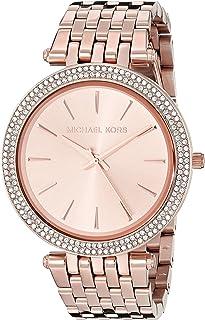 Michael Kors Darci Rose Gold-Tone Ladies Watch MK3192