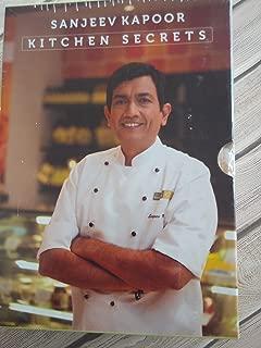 sanjeev kapoor kitchen secrets set of 5 books