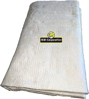 Elephant Brand Premium Ceramic Fiber Mat Muffler Packing: 1/2