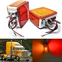 Best square turn signal lights Reviews