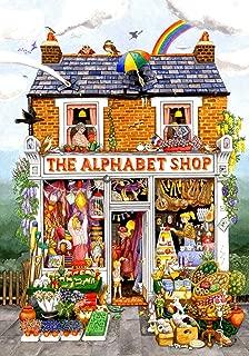 The Alphabet Shop 500 pc Jigsaw Puzzle by SunsOut