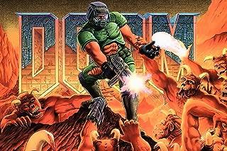 TST INNOPRINT CO Doom 1 Old Classic Retro Game Poster 20x30