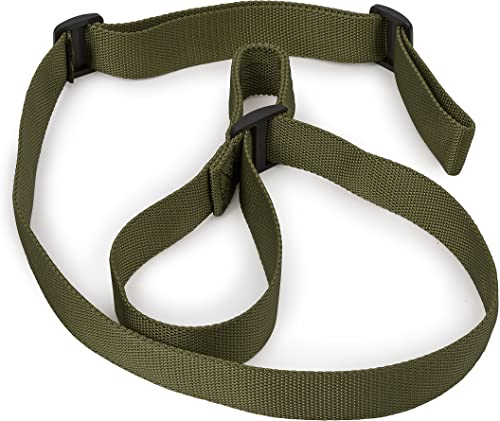 STI 2 Point Rifle Sling - Adjustable Gun Sling with Fast-Loop and 1.25 inch Webbing for Hunting Sports and Outdoors product image