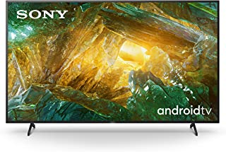 Sony KD55XH8096PBAEP, Android Tv 55 Pollici, Smart Tv 4K Hdr Led Ultra Hd, compatibile con Alexa