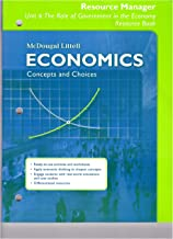 McDougal Littell Economics Concspts and Choices Unit 6 Resource Manager. (Paperback)