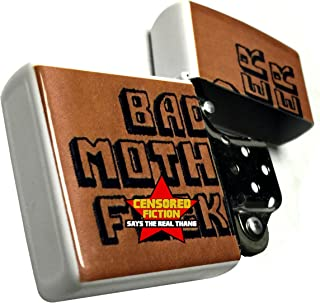 BMF Flip Top Lighter It's The Lighter That says