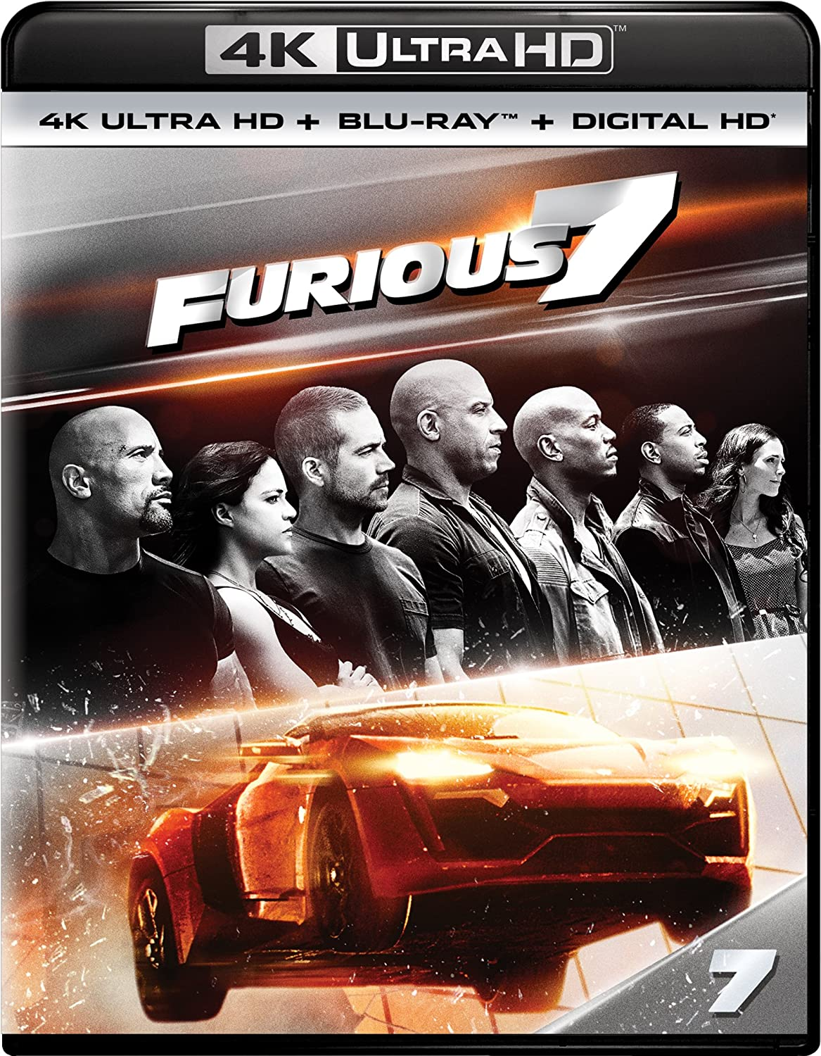 Courier shipping Max 55% OFF free Furious 7
