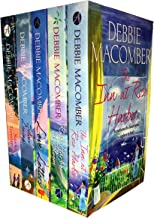 Debbie Macomber Collection Rose Harbor 5 Books Set (The Inn at Rose Harbor, Rose Harbor in Bloom, Love Letters, Silver Linings, Sweet Tomorrows)
