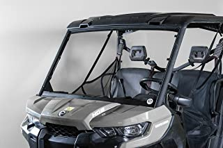 Can-Am Defender Full Windshield - Made in the USA!.