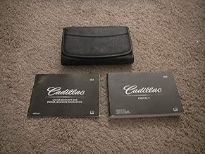 2012 cadillac cts owner's manual