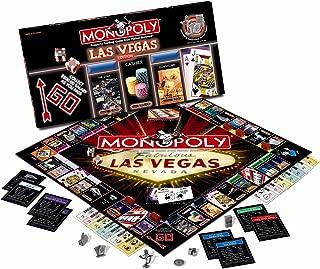 Usaopoly Las Vegas 2009 Monopoly Games