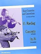 concerto in b minor rieding sheet music