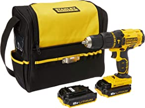 STANLEY FATMAX 18V Lithium-ion Hammer Drill Driver Kit