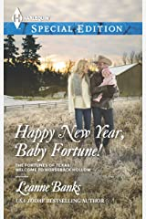 Happy New Year, Baby Fortune! (The Fortunes of Texas: Welcome to Horseback Hollow Book 1) Kindle Edition