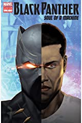 Black Panther: Soul Of A Machine (2017) #4 Kindle Edition