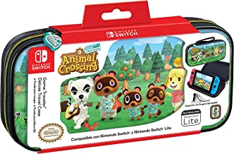 Ardistel - NSW & LITE Game Traveler Deluxe Travel Case NNS39AC Animal Crossing (Nintendo Switch)