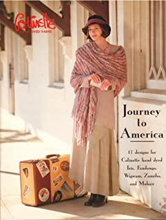 Journey to America (Colinette Hand Dyed Yarns)