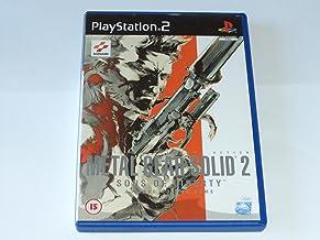 Metal Gear Solid 2 - Sons Of Liberty (PS2) [Importación Inglesa]