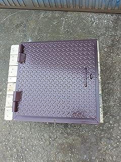 Tapa pozo de 70 cm. x 70 cm. Paso interior de 60x60 cm.