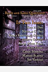 Bards and Sages Quarterly (April 2020) Kindle Edition