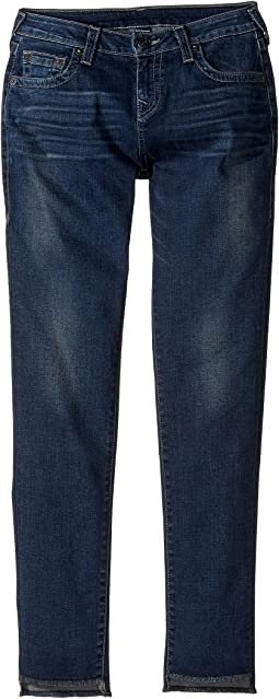 True Religion Kids - Casey Skinny Jeans in Dark Moon (Big Kids)