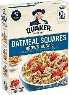 Quaker, Oatmeal Breakfast Cereal, 14.5 Oz
