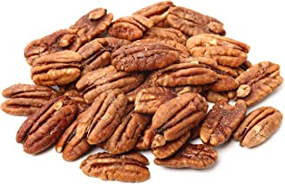 Anna and Sarah Dry Roasted and Salted Pecans, Healthy Snacks, No Oil Added, in Resealable Bag, 2 Lbs