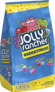 JOLLY RANCHER Candy Assortment, 46 Ounce