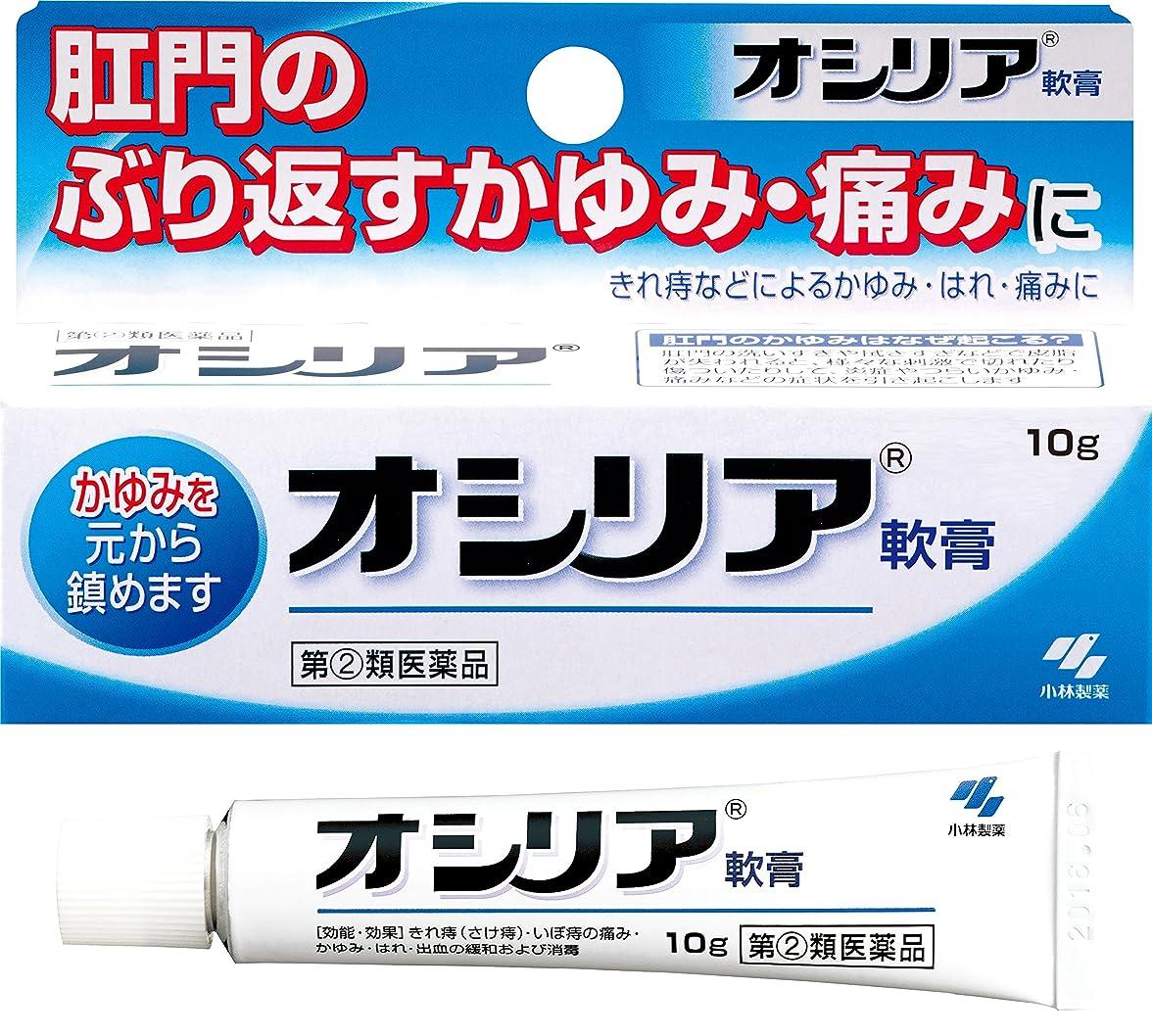 荒涼としたこしょうポケット【指定第2類医薬品】オシリア 10g