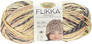 Lion Brand Yarn 431-712 Flikka Yarn, Keepsake