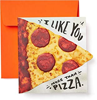 American Greetings Funny Pizza Greeting Card - Birthday, Thinking of You