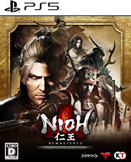 仁王 Remastered Complete Edition