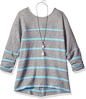 Amy Byer girls Dolman Sleeve Shirt Fashion Top Blouse