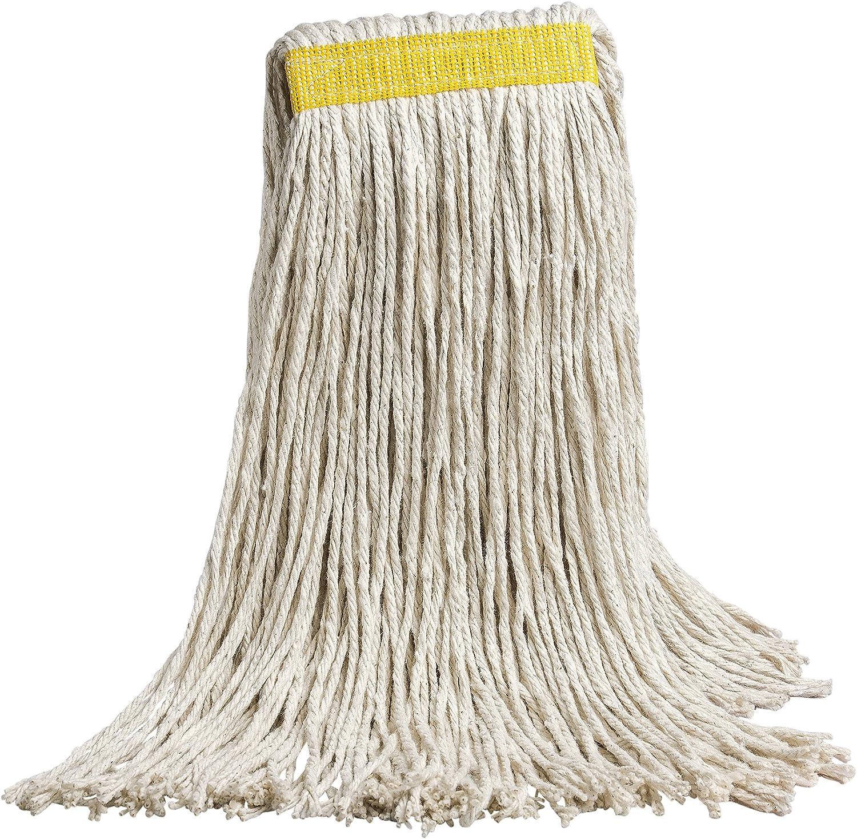 Soldering M2 Professional Daily bargain sale Cotton 24oz Cut-End Mop 1.5