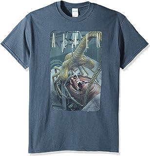 Trevco Alien Slobber Adult T-Shirt