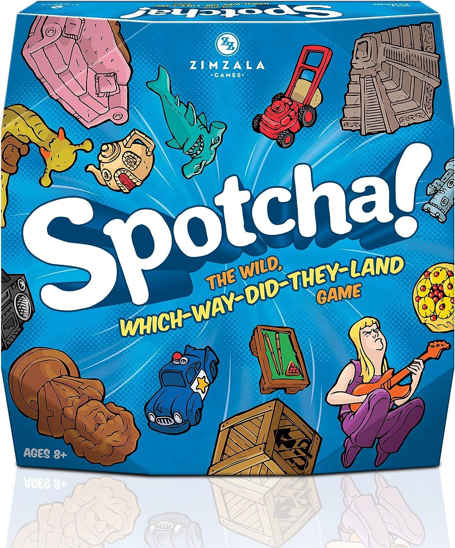 Wonder Forge Spotcha Board Game