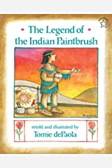 The Legend of the Indian Paintbrush Kindle Edition