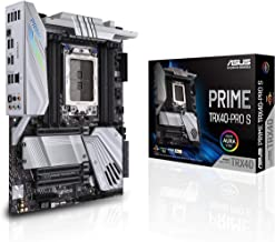 ASUS Prime TRX40-Pro S AMD sTRX4 3rd Gen Ryzen Threadripper ATX Content Creation Motherboard (16 Power Stages, PCIe 4.0, D...