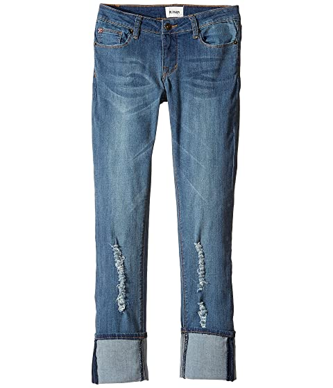 Ginny Crop Jeans in Sanded Wash (Big Kids)