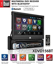 Dual Electronics XDVD156BT Multimedia Retractable & Detachable 7-inch LED Backlit LCD..