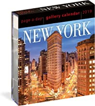 Best new york page-a-day gallery calendar 2019 Reviews