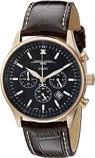 ヨーグ グレイ JORG GRAY シークレットサービス エディション クオーツ メンズ クロノ 腕時計 JG6500-51[並行輸入]