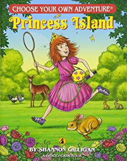 Princess Island (Choose Your Own Adventure. Dragonlarks)